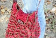 Bag/Tote Crochet Patterns / by Kristi Simpson Designs