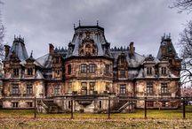 házak, kúriák, kastélyok...