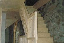 Podlahy, interiéry / Podlahy a interiéry, schody, obložení, stropy, ...  www.podlahy-litomysl.cz