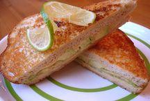 Sandwiches / by Julie Bernat