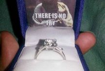 Wedding ring / Pretty funny
