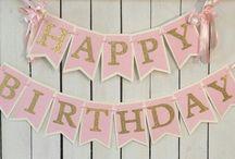 Birthdays / Birthdays