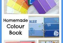 Montessori barv