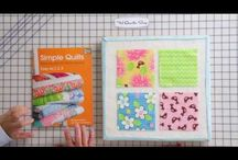 Quilting - Charm Packs