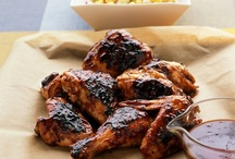 Chicken Recipes / by Jamie Ourecky Sand