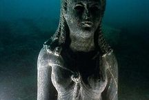 Ancient Civilizations / The architecture, the mystery, the stories of ancient civilizations intrigue me...