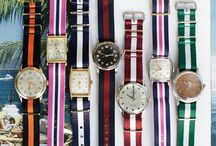 Nato Strap Watches / by Twisted Time