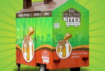 Our Cart and Friends / by NYC Healthy Bites