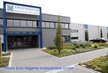 Ansichten / Bilder vom Unternehmen, Ernst Wagener Hydraulikteile GmbH.