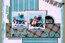 Scrapbook layouts and ideas / by Alice Grant