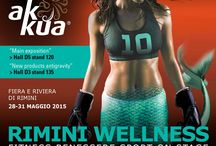 Rimini Wellness 2015 / Come and visit us at Rimini Wellness!