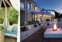 Outdoor Living + Amazing Garden Designs / Outdoor living ideas and exterior designs