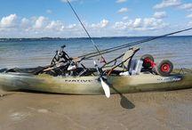 Kayak angeln