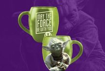 Star Wars Gift ideas for Yoda fans / The new Star Wars movie (number 7) will start filming soon. and there will be new fan merchandise available. However I still love the original characters, like Yoda, and here's some great ideas for gifts, large and small for any Yoda fans.