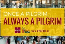 World Youth Day 2016 / We're getting ready for World Youth Day, what about you? We'll have resources for pilgrims going to WYD in Krakow or participating in events stateside. Stay tuned!