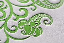 letterpress / by Angela Baxter