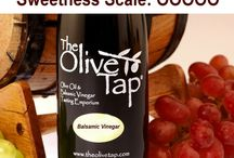 Vinegars / Our Balsamic Vinegars are sourced from the most respected producers in Modena, Italy.   PGI (Protected Geographical Indication) Certified by the European Union. Evaluated by the AIB (Italian Association of Balsamic Tasters) and awarded 3 or 4 Leaf quality ratings. Tart to sweet, flavored to non-flavored, white to dark, and medium to thick densities.  Our vinegars are naturally flavored, contain no added sugars and are gluten-free.