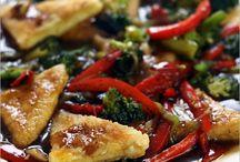 Vegetarian meal ideas / by Cynthia Smith