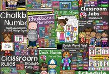 Classroom bundles