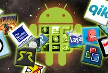ANDROID APPS / by Lucy Bug