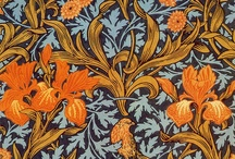 Patterns / Textile, paintings, prints and photos