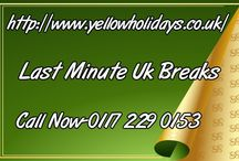 Last Minute Uk Breaks
