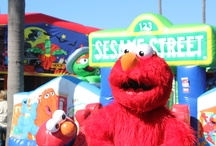 Sesame Street Party / kids party and Sesame Street party ideas for kids