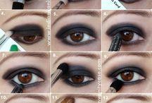maquiagens e beleza