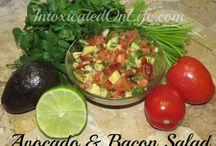LCHF / Keto Avocado recipes