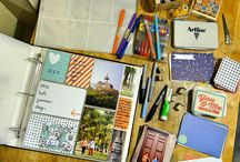 Creative Pursuits / Scrapbooking and other crafty stuff