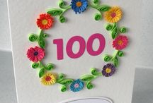 100th birthday cards