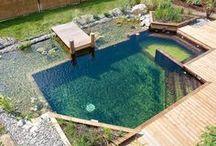 Kolam Renang alam