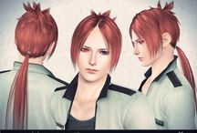 Coiffure Homme (Sims 3)