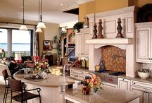 Kitchens / Visit www.ArthurRutenbergHomes.com and Discover the elegance, craftsmanship and lasting value expressed in every home we build, with one of our franchised homebuilders throughout Florida, Georgia, North Carolina, Ohio, South Carolina and Tennessee.  / by Arthur Rutenberg Homes