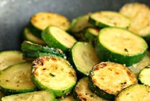 Zucchini / Zuchini recipes - I bet it'll be filled with lots of breads & vegetarian recipes :)