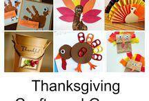 Crafts - Thanksgiving / Thanksgiving crafts, handmade thanksgiving decorations, toddler thanksgiving crafts, Thanksgiving table, plan Thanksgiving dinner, Thankful activities, gratitude activities, gratitude flags, turkey crafts, Thanksgiving crafts for kids, Thanksgiving games