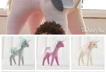 Unicorns and Rainbows / 4 year old party ideas