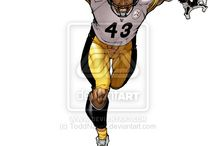 Steelers / NFL  / by Kevin Lancaster
