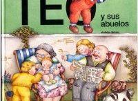 Exposición Mis abuelos y yo / Exposición bibliográfica. Septiembre 2012. Sección infantil