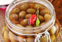 conservazione olive