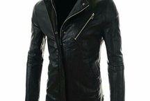 Leather jacket's