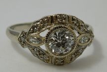 vintage jewelry / by Beth Crome