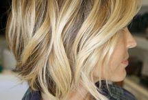 Frisur -Kosmetik