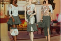 style4doll fashion for Barbie Silkstone