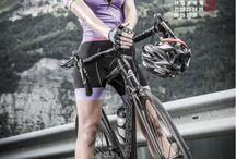 Cyclist photo / cyclist portraits