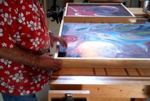 Framing & Surfaces / DIY for framing art and making art surfaces like cradled panel board