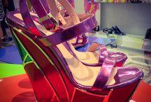 Baldinini Shoes / Collezione S/S 2015 Baldinini Shoes - Evento Presentazione in via Bigli Milano, durante le giornate della Milan Fashion Week