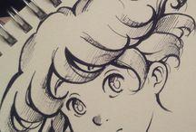 My Art / My drawings
