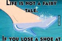 Fairy tales Bullshit new me