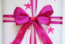 It's a wrap! / Gorgeous gifting ideas